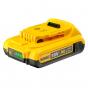 DEWALT Batterie 18V 2Ah XR Li-ion DCB183