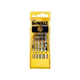 Dewalt Coffret 5 forets Béton DT6956