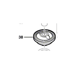 Bosch Couronne d'angle 1606333601