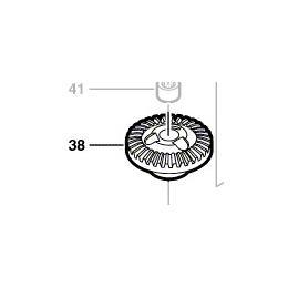 Bosch Couronne d'angle 1606333606