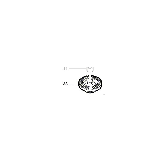 Bosch Couronne d'angle 1606333606