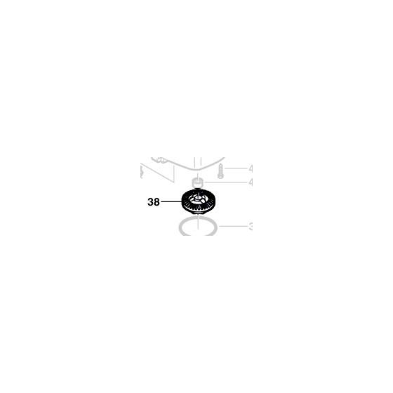 Bosch Couronne d'angle 1606333616