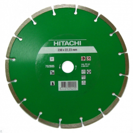 Hitachi Disque Diamant ø230mm 752805