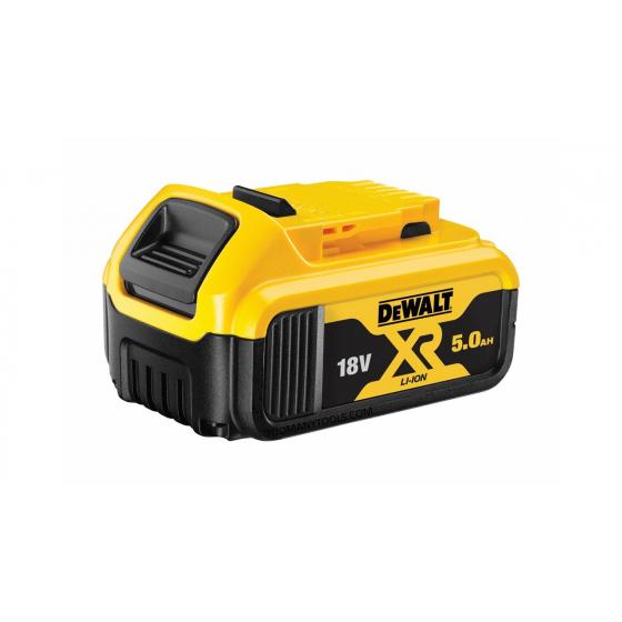 Dewalt DCB184 Batterie 18V 5.0Ah XR Li-ion