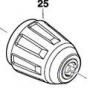 Bosch Mandrin Automatique 2609110967