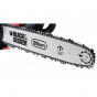 Black & Decker Guide Chaine 35cm GK1935,GK2235  90094628