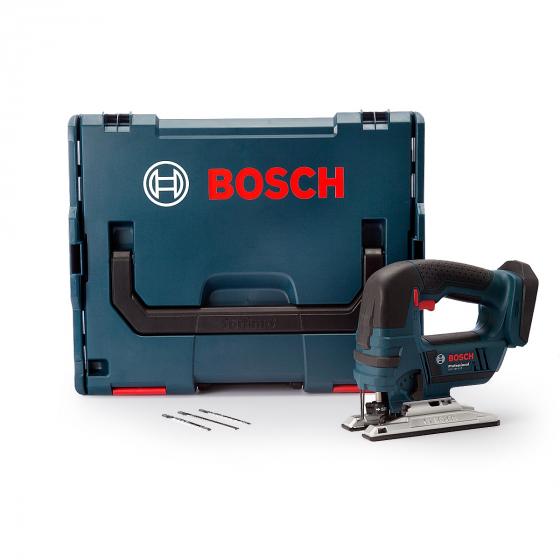 Bosch GST18V-LIB Scie sauteuse sans fil 18V 06015A6101 (Machine Seule en coffret L-Boxx)