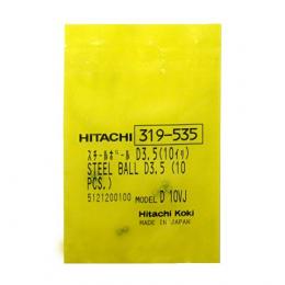 Hitachi Billes Acier (10pcs) 319535