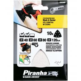 Piranha Set de 4 Lames X26160-XJ