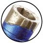 Diager Foret Diamant Blue-Ceram ø06 426D06
