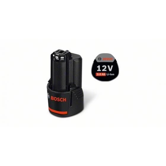 Bosch Batterie GBA 12V 3.0Ah Professional (1600A00X79)