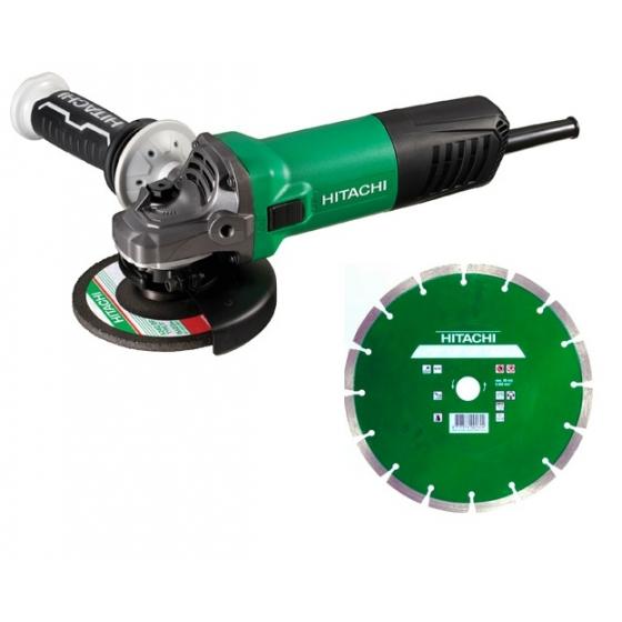 Hitachi Meuleuse ø125mm 1200W G13SW