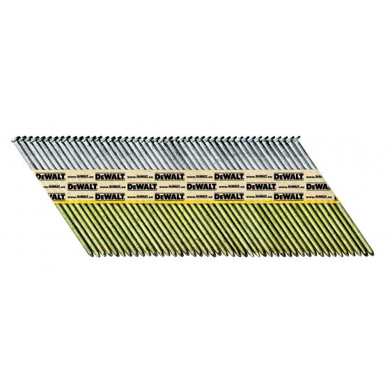 Dewalt Pointes Crantés Galvanisées ø2.8x70mm DT99708RG