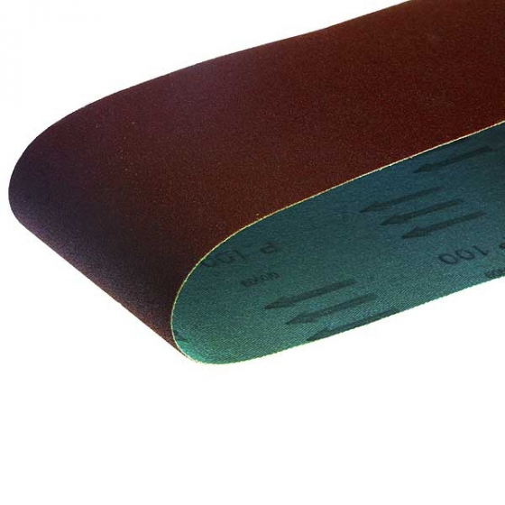 Makita X5 Bandes abrasives 100x610 mm pour bois, métal