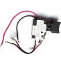 MAKITA Interrupteur TG563FSB-4 BDF453, BHP453, DDF453, DHP453 650604-4