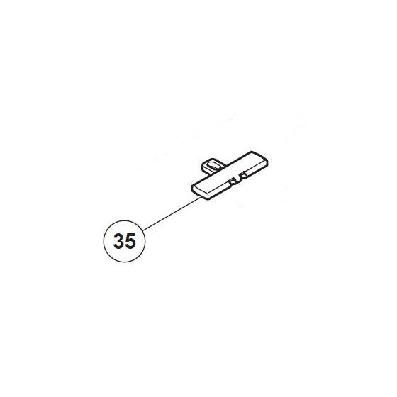 Hitachi Bouton Inverseur 329454