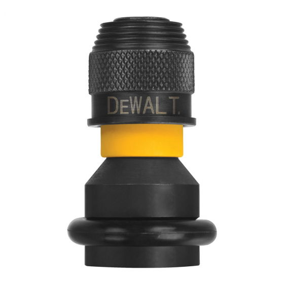 Dewalt DT7508 Adaptateur de Vissage 1/4 - 1/2 Extrême Impact
