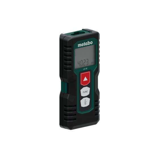 Metabo LD 30 Télémètre Laser 0.2 à 30 m (606162000)
