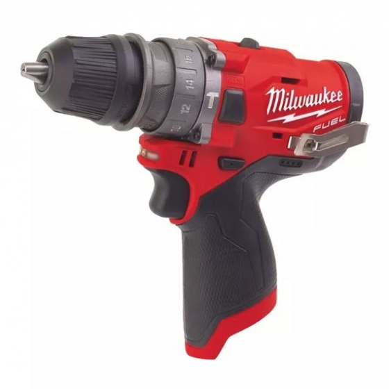 Milwaukee M12FPDX-0 Visseuse, Perceuse à percussion FUEL 12V Compacte (4933464135)