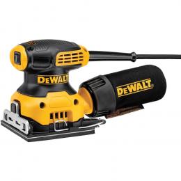 Dewalt DWE6411 Ponceuse vibrante 1/4 de Feuille 230W