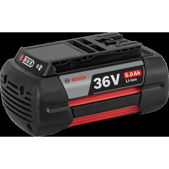 Bosch GBA 36V Batterie 36V 6.0Ah Li-ion COOLPACK (1600A00L1M)