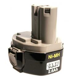 Makita Batterie 1434 Ni-Mh 14.4V - 2.5Ah