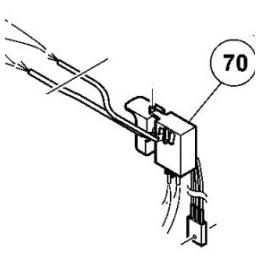 Hitachi 319811 Interrupteur, Variateur DV24DV