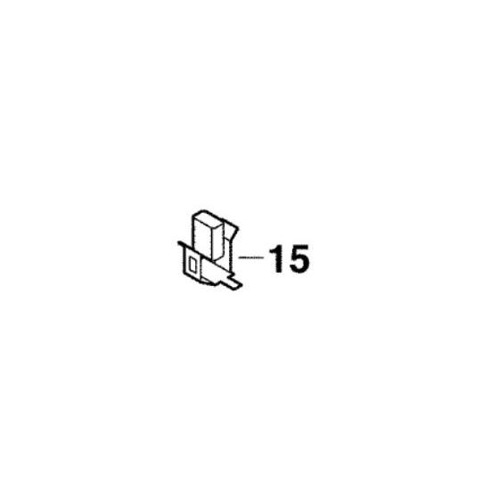 Milwaukee 22180040 Charbons IPWE400RQ/IPWE520RQ