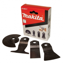 Makita B-30617 Ensemble de 4 Lames pour Parquet