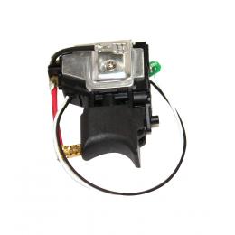 Makita 650645-0 Intérrupteur Avec LED