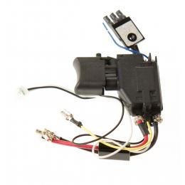 Makita 632F27-4 Interrupteur Avec LED Pour Visseuse DHP482, DDF482