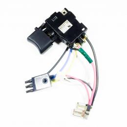 Makita 650573-9 Interrupteur TG553FSB-4 Pour Perceuse BDF451, BHP454, BHP444
