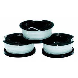 Black&Decker A6485 Lot de 3 Bobines Coupe Bordure GL280, GL301, GL340
