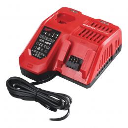 Milwaukee M12-18FC Chargeur de Batterie Rapide 12 à 18V
