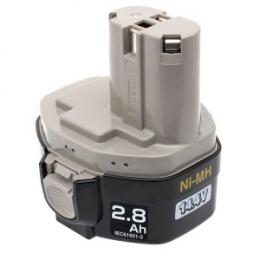 Makita Batterie 1435 Ni-Mh 14.4V - 2.8Ah