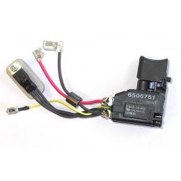 Makita 632A23-2 Interrupteur C3HZ-1A-MS Pour BDF453