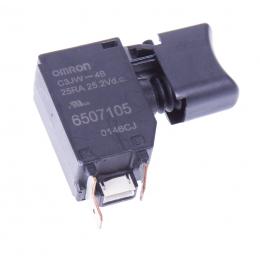 Makita 650710-5 Intérrupteur C3JW-4B