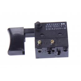 Makita 651266-1 Interrupteur SGE106CV-1