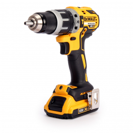 Dewalt DCD796D2 Perceuse, Visseuse 18V XR Li-ion Brushless 2x2.0Ah