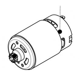 Metabo 317004310 Moteur Complet 10.8V / 12V