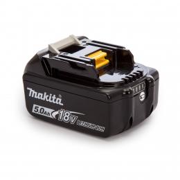 Makita BL1850B Batterie Makstar Li-ion 18V 5.0Ah avec témoin de charge 197280-8