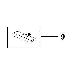 B&D 90543073 Levier Inverseur Perceuse HP188