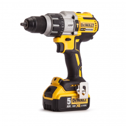 Dewalt DCD996P2 Perceuse, Visseuse 18V XR Li-ion Brushless 2x5.0Ah