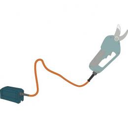Makita 661974-6 Câble de raccordement  Sécateur 4603DW, UH302D