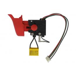 Metabo 343409250 Interrupteur SBE 900, SBE 1100