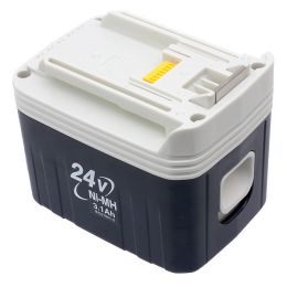 Makita 193739-3 Batterie Makstar Ni-Mh 24 V / 3,1 Ah - BH2433