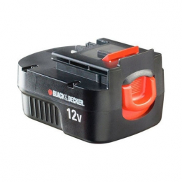 Black&Decker 90548695 Batterie Nicd 12V 1.2Ah