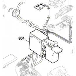 Bosch 2609004486 Interrupteur PSR14.4LI-2