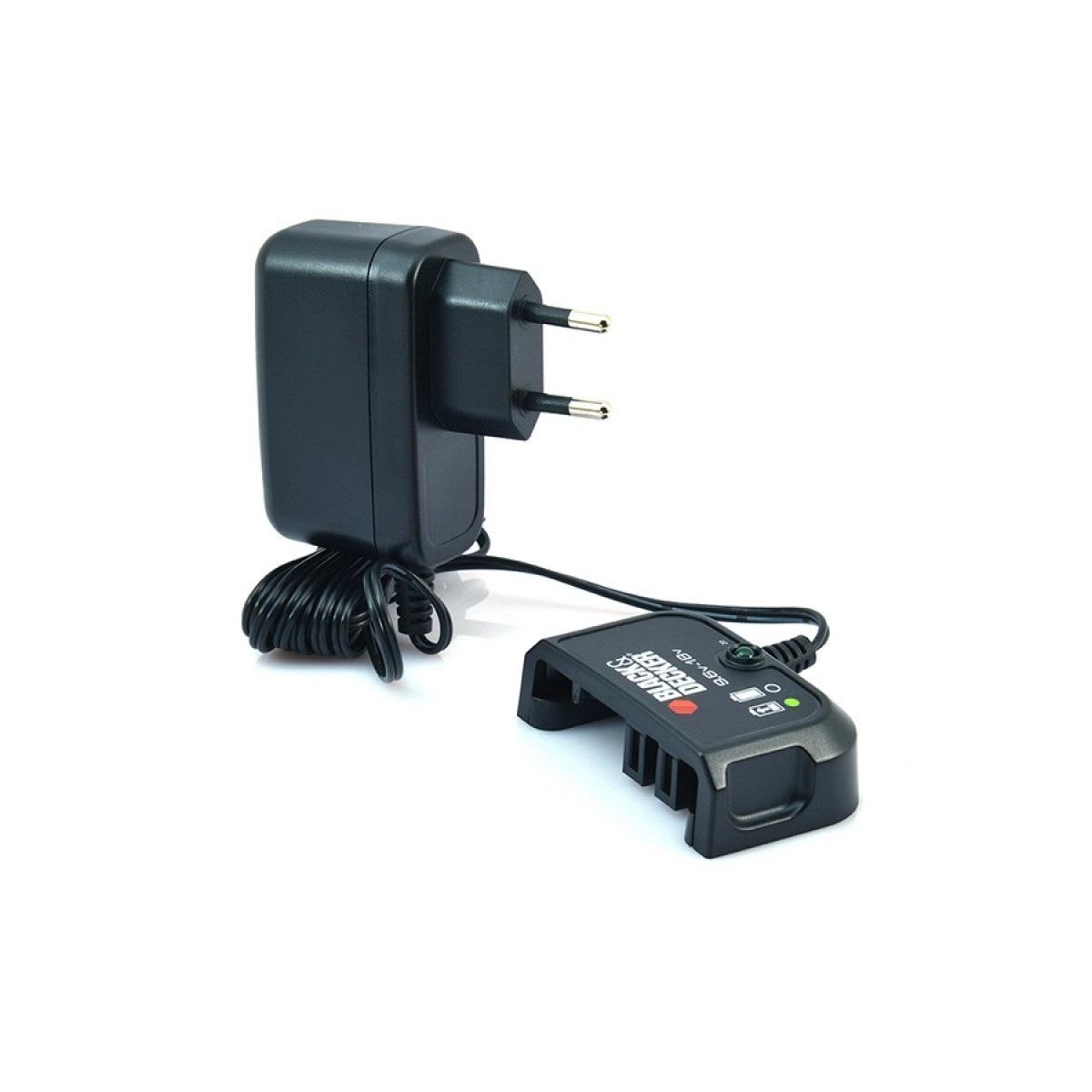 Black & Decker 90638069 Chargeur de batteries 9.6V à 18V