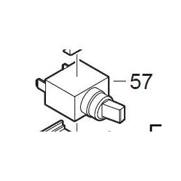 AEG 4931428762 Interrupteur Meuleuse d'angle ø125mm